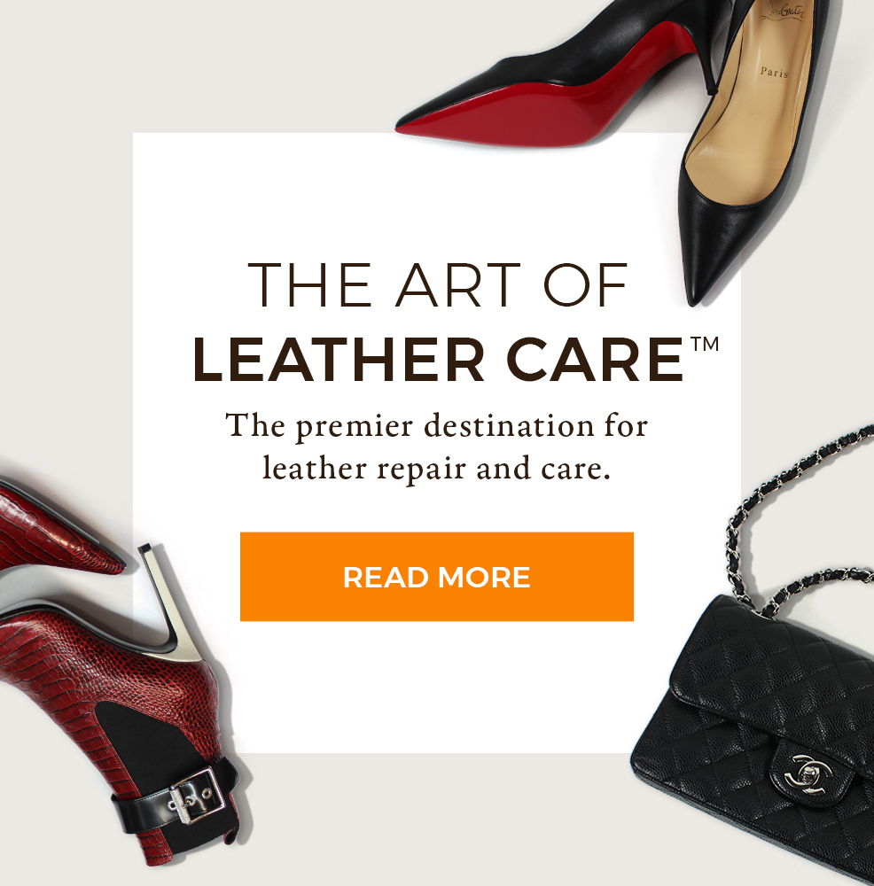 The Art of Leather Care - The premier destination for leather repair and care.