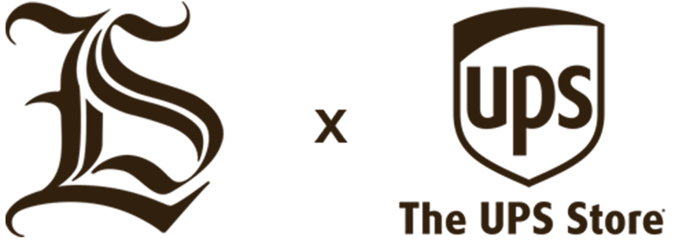 leather spa and saks fifth logo