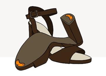 Heel and Toe Taps