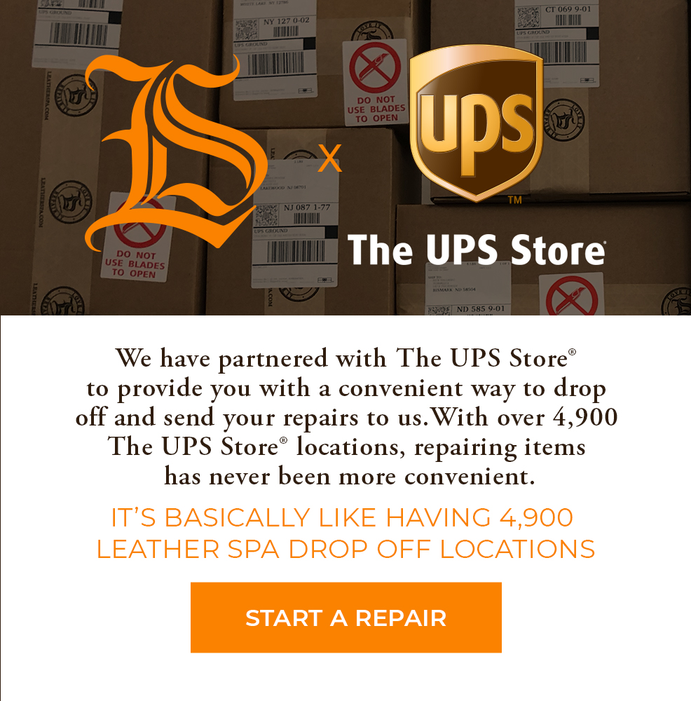 We have partnered with The UPS Store® to provide you with a convenient way to dropp off and send your repairs to us. With over 4,900 The UPS Store® locations, repairing items has never been more convenient.